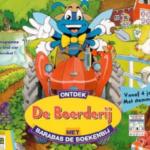 Ontdek de Boerderij met Barabas de Boekenbij