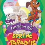 Putt-Putt en Pep's Springparadijs